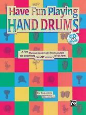 The Ultimate Beginner: Have Fun Playing Hand Drums (1999, Paperback)