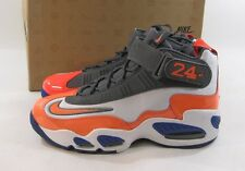 354912-103] Mens Nike Air Griffey Max 1 White Total Crimson Hyper Blue.Size. 9.5