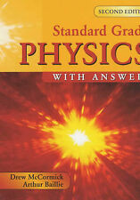 Standard Grade Physics with Answers 2nd Edition (Standard Grade Science),VERYGOO