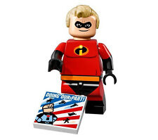LEGO MR. INCREDIBLE DISNEY MINIFIGURE SERIES NEW 71012