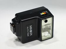 Minolta Auto 118x flash gun for X700 X500 XD5 Xg7 X300 XG9 XD7 camera etc