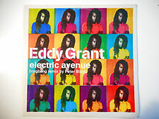 "MAXI 12"" POP 80s  ▒ EDDY GRANT : ELECTRIC AVENUE (RINGBANG REMIX BY PETER BLACK)"