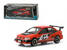 SEAN'S 2006 MITSUBISHI LANCER EVOLUTION IX FAST & FURIOUS 1/43 GREENLIGHT 86213