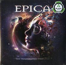 EPICA THE HOLOGRAPHIC PRINCIPLE DOPPIO VINILE LP GATEFOLD NUOVO SIGILLATO