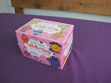 Little Miss Book Collection in pink plastic display box - 33 Book Set - BN&S