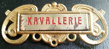 ✚6429✚ German imperial army patriotic recruiting badge WW1 CAVALRY KAVALLERIE