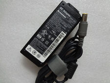 NEW Genuine 65W Power Supply Battery Charger fr IBM Thinkpad T60 X60 Lenovo 3000