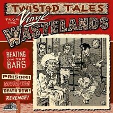Beating the Bars Twisted Tales From The Vinyl Wastelands CD Various Art 2016 NEW