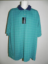 IN THE CITY MENS BIG & TALL 3XB SHORT SLEEVE POLO SHIRT NWT
