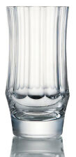 Trump Home CENTRAL PARK  Rogaska Crystal Highball Glass, Set of 2  - NEW / Boxed
