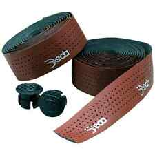 Deda Elementi Mistral Synthetic Leather Handlebar Tape Brown Road Drop Bar Bike