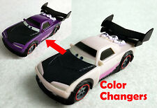 Mattel Disney Pixar Cars Color Changers BOOST (Purple - Gray) 1:55 Vehicle