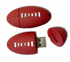 Football Ball - USB Stick mit 8 GB Speicher / USB Speicherstick Flash Drive