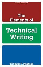 Technical writing textbook