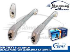 A5600+52 BARRE PORTATUTTO ANTIFURTO ALLUMINIO GEV SUZUKI SWIFT S-CROSS 2wd