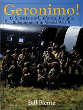 Book - Geronimo!: U.S. Airborne Uniforms, Insignia & Equipment in World War II