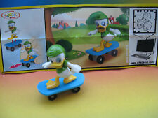 FT-178-B  QUO  + CARTINA MICKEY MOUSE & FRIENDS 2013 KINDER ITALIA