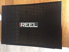 Reelbox Gehäusedeckel Schwarz