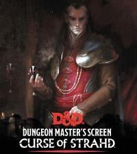 D&D 5th Edition RPG: Curse of Strahd DM Screen by  GF9 73705