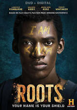 Roots (DVD/Digital, 2016, 3-Discs) Incl Walmart Exclusive extra bonus features