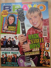 BRAVO 6/1997 NICK CARTER,Toni Braxton,Kelly Family,Spice Girls,Scooter
