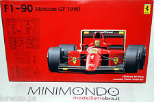 KIT FERRARI F1-90 641/2 MEXICAN GP 1990 1/20 FUJIMI 09043 GP8 PROST