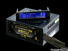 NEW Thunderbolt 850W 80Plus Gold Computer PC Power Supply w/ Ipower Meter Panel