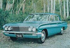 1961 BUICK SPECIAL Brochure / Pamphlet: FIREBALL V-8, De LUXE, Station Wagon,'61