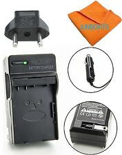 New Battery Charger For Panasonic DE-A79 DE-A79A DE-A79B DE-A79C Lumix DMC-GH2