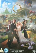 DISNEY - Oz - The Great And Powerful  (DVD) .. FREE POSTAGE ....................