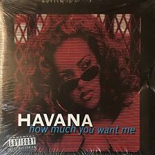 Havana - How Much You Want Me 2000 CD Single Cool & Dre Sealed