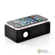 Universal Wireless Mobile Phone Speaker Audio Amplifier iPhone Samsung iPod HTC