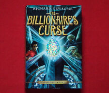 The Billionaire's Curse by Richard Newsome (2010, Hardcover- 1st US ed)
