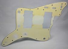 Fender Jazzmaster Pickguard Aged White Relic dirty CIJ MIJ