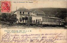 CPA   Hotel duBrézouard, Bes.Riegert -Altweier (Aubure) 800m. M.ü.d.M.  (355008)