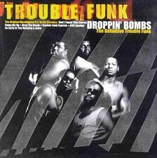 Droppin' Bombs: The Definitive Trouble Funk by Trouble Funk (CD, 1999, 2 Discs)