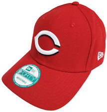 NEW Era Mlb Cincinnati Reds the League velcroback Cap Berretto Basecap Mens NEW NUOVO