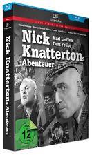Nick Knattertons Abenteuer - Gert Fröbe, Karl Lieffen (Knatterton) - BLU-RAY