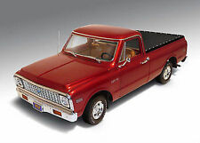 1:18 route 61 - 1972 Chevy c-10 pick-up Bourgogne #50906