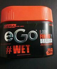 EGO HAIR WAX FOR MEN # WET----- EGO CERA PARA EL CABELLO LOOK FIRME Y FABULOSO