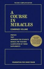 A Course In Miracles, New, Free Shipping