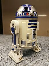 1998  Star Wars 6 inch R2D2 unit 1/6 scale 12 inch figure collection  POTF2
