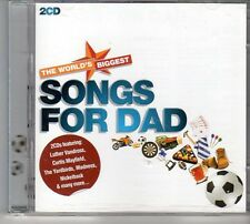 (FD325) The World's Biggest Songs For Dad, 36 tracks various artists - 2012