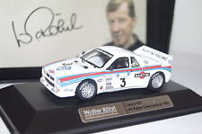 Walter Röhrl Collection LANCIA 037 RAL. griechenl. 1983 1:43 Ixo Nuovo & Ovp ccc202