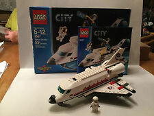 LEGO City Space Shuttle 3367 Complete with Minifig Instructions & Box 2011