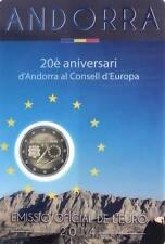 IN STOCK - ANDORRA 2 Euro 2014 - EU Council