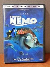 Authentic Disney: Finding Nemo : 2- Disc Collector's Edition   DVD  LIKE NEW