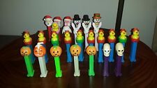Mix Pez Dispenser Lot 28 HUNGRY AND SLOVENIA