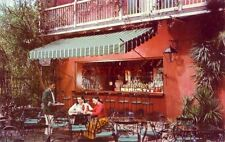 """PAT O'BRIEN'S St Peter Street NEW ORLEANS, LA. Home of famous """"Hurricane Punch"""""""