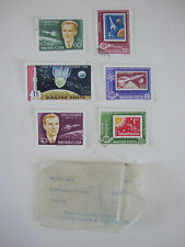 Lot of 6 Hungary Airmails Stamps 1962-69 Littleton Stamp & Coin Co Magyar Posta